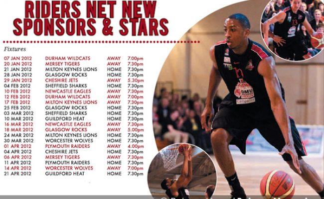 Riders Net New Sponsors and Stars