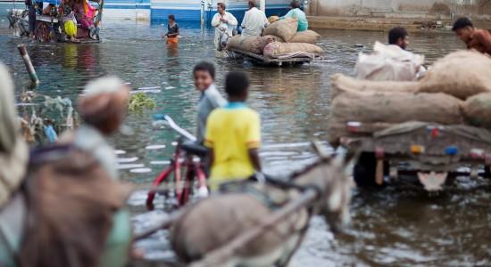 Deadly floods cause global turmoil