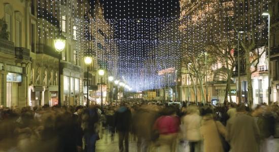Barcelona: The perfect getaway for a festive city break