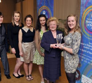 Nominate a young person for an award!