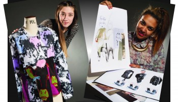 Work of budding designers to be showcased on catwalk