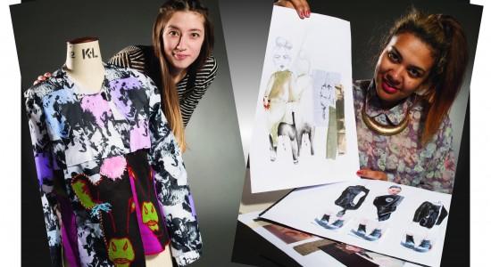 Work of budding designers to be showcased on catwalk