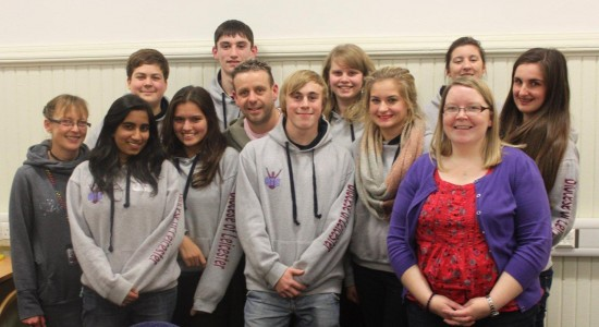 Youngsters on mission to raise £40,000 for charitable trip to Tanzania