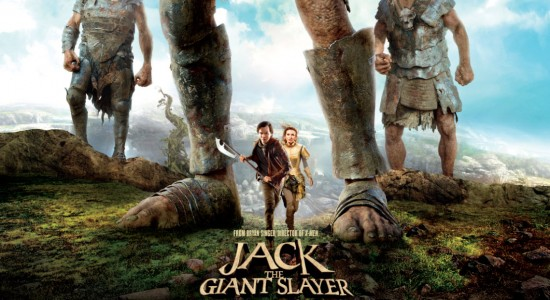 Film review:Jack the Giant Slayer