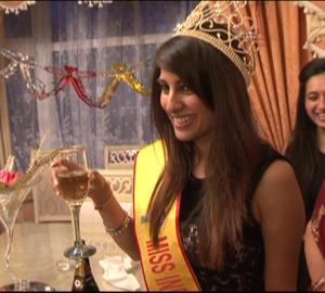 Talented deaf dancer wins Miss India Worldwide