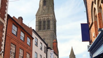 Grand Revamp Of Leicestes's Old Town