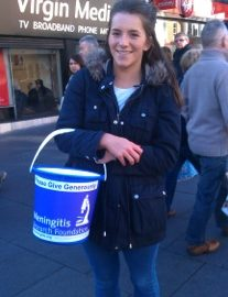 Accountancy student raises funds for charity climb