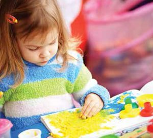 Free Childcare On Offer