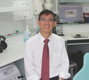 DR KEE IS KEEPING LEICESTER SMILING