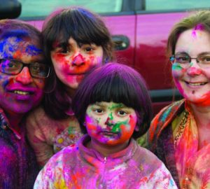 CARNIVAL OF COLOURS