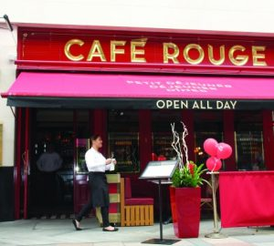 AUTHENTIC FRENCH DINING IN THE HEART OF LEICESTER