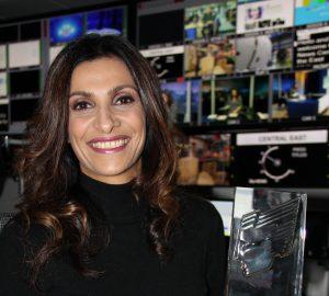 Successive success for Sameena Ali-Khan