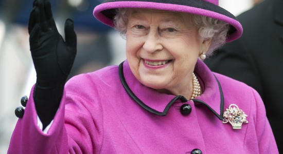 HAPPY 90th BIRTHDAY TO OUR QUEEN