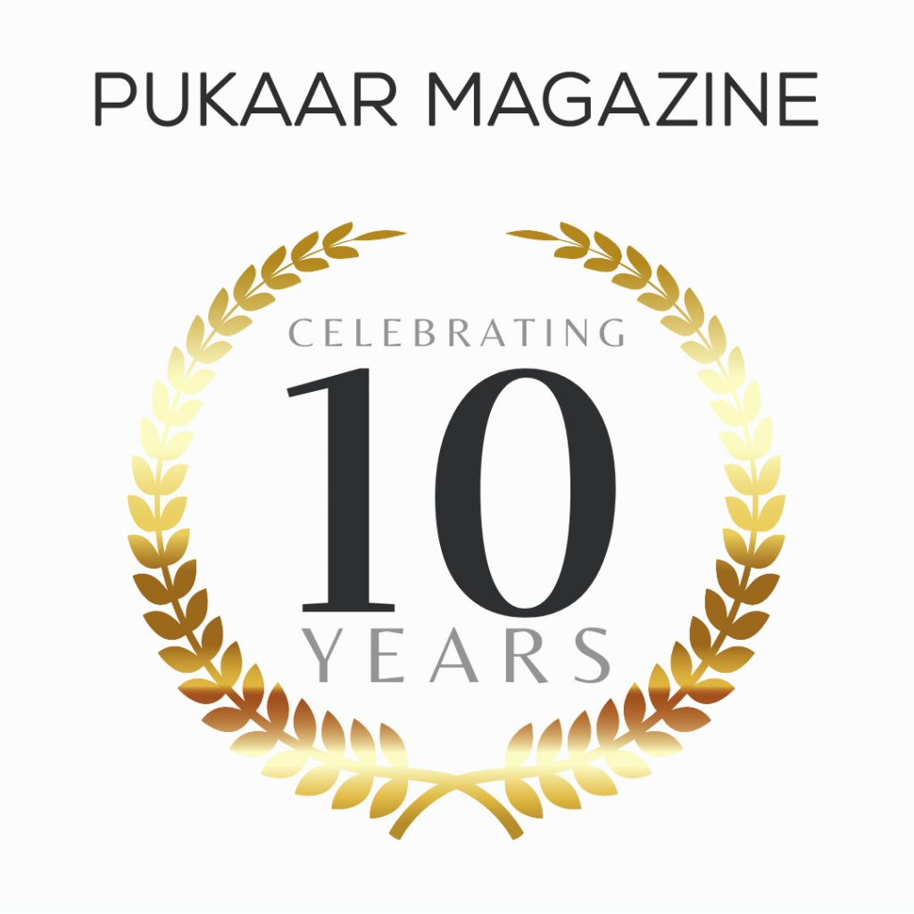 Pukaar Magazine Celebrating 10 Years