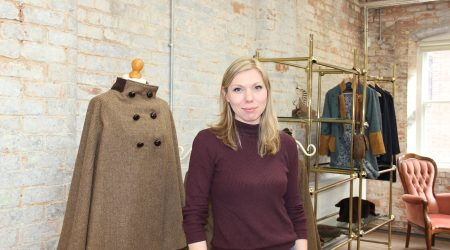 """""""LEICESTER'S TEXTILE INDUSTRY NEEDS TO BE REMEMBERED, SUPPORTED AND REVIVED"""""""