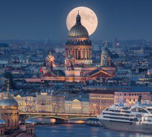 Spirit of Saint Petersburg