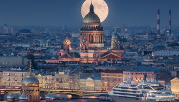 Spirit of Saint Petersburg