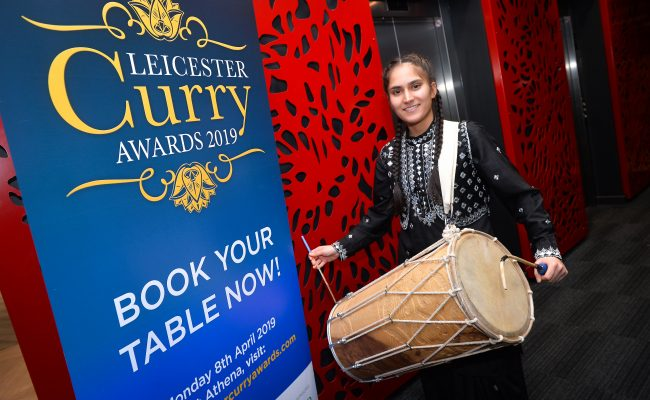 CURRY-THEMED NETWORKING EVENT A SMASH HIT WITH LOCAL BUSINESS LEADERS