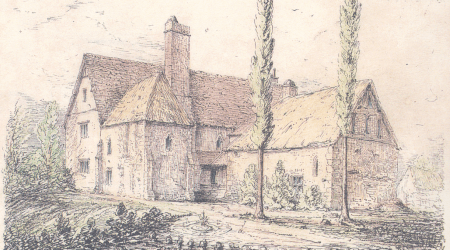 Through the Ages: The 1620s House & Garden at Donington le Heath