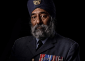 """""""I have always been loved by the RAF..."""" - Balbir Flora"""