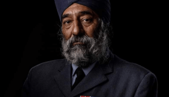 """I have always been loved by the RAF…"" – Balbir Flora"