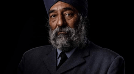 """I have always been loved by the RAF..."" - Balbir Flora"