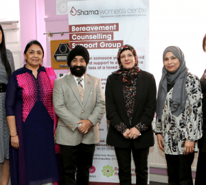 Removing the barriers – Shama Women's Centre