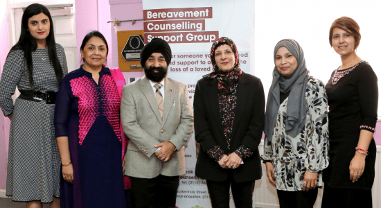 Removing the barriers - Shama Women's Centre
