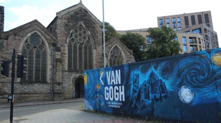 Van Gogh exhibition reopens