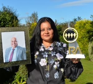 Renowned retailer honoured with new award