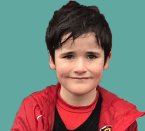 7 Year Old Raises £7000 for Charity