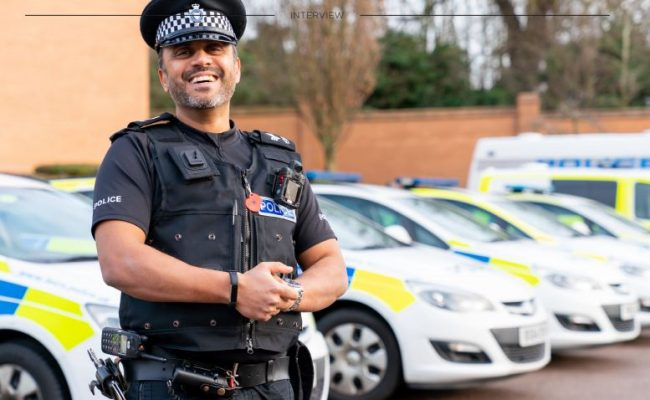 Inspector Yakub Ismail - Behind the Badge