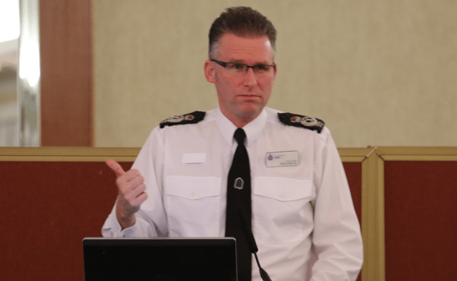 Policing Challenges During Covid-19