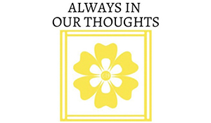 Alwards In Our Thoughts