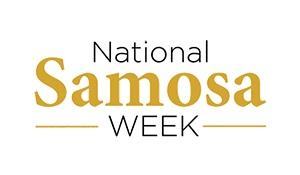 National Samosa Week